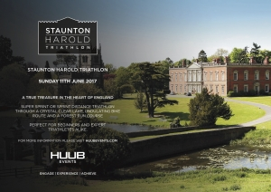 Staunton Harold triathlon 2