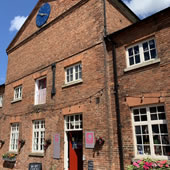 Ferrers Gallery Staunton Harold